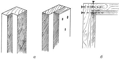 Как сделать коробку для двери из досок своими руками